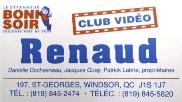 Dépanneur-Vidéo Renaud