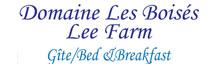 Domaine Les Boisés Lee Farm