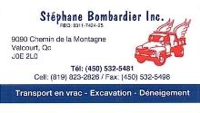 Stéphane Bombardier inc.
